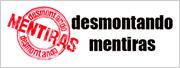 Esta es la web de la Campaña DESMONTANDO MENTIRAS, en la cual se irán incorporando respuestas a las mentiras con las que los poderes políticos, económicos y mediáticos imponen su pensamiento único.